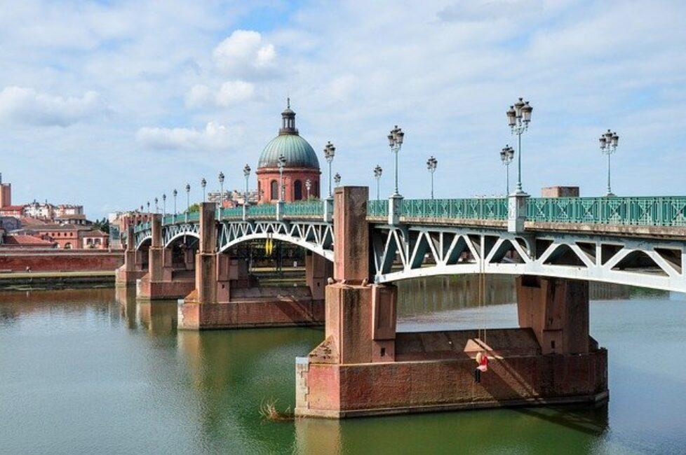 Bridge Toulouse France Architecture  - Gaspartacus / Pixabay